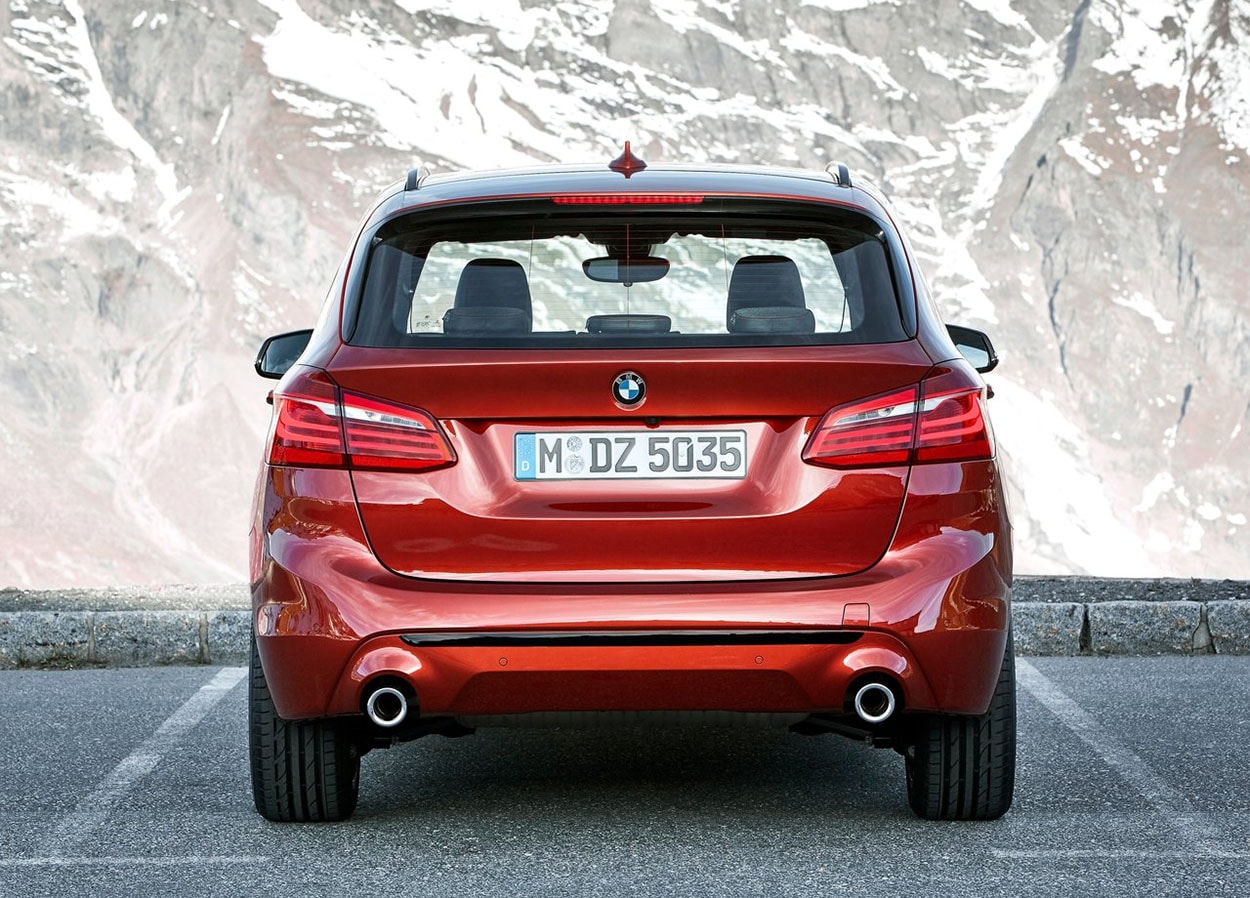 BMW 2-Series Active Tourer и Gran Tourer 2018-2019 – обновление баварских компактвенов
