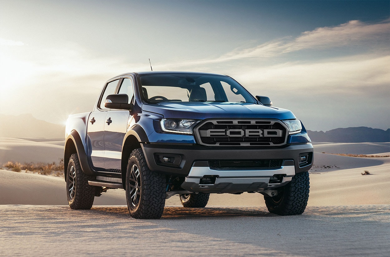 Ford Ranger Raptor 2018 – младший брат Ford F-150 Raptor