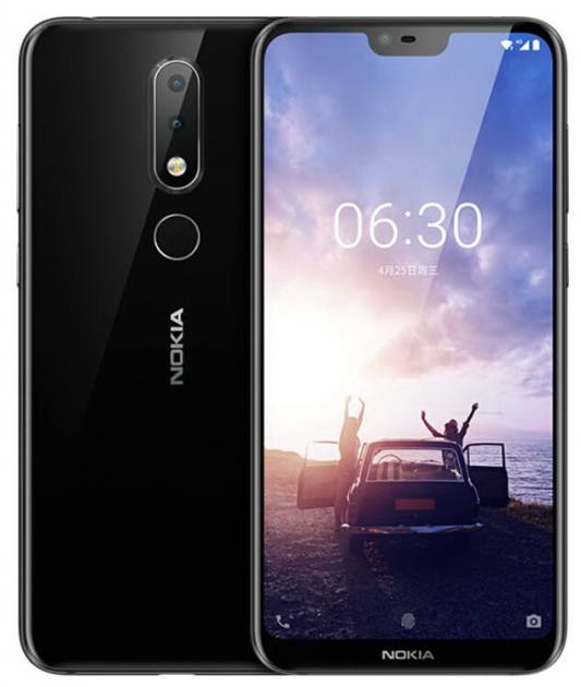 Анонс Nokia 6.1 Plus – Snapdragon 636 и Android One в исполнении Nokia