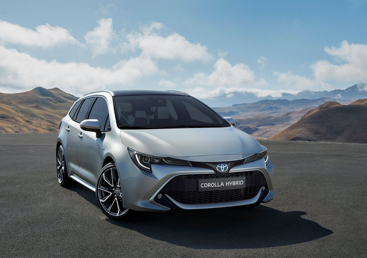 Toyota Corolla Touring Sports 2018 – новый универсал Тойота Королла