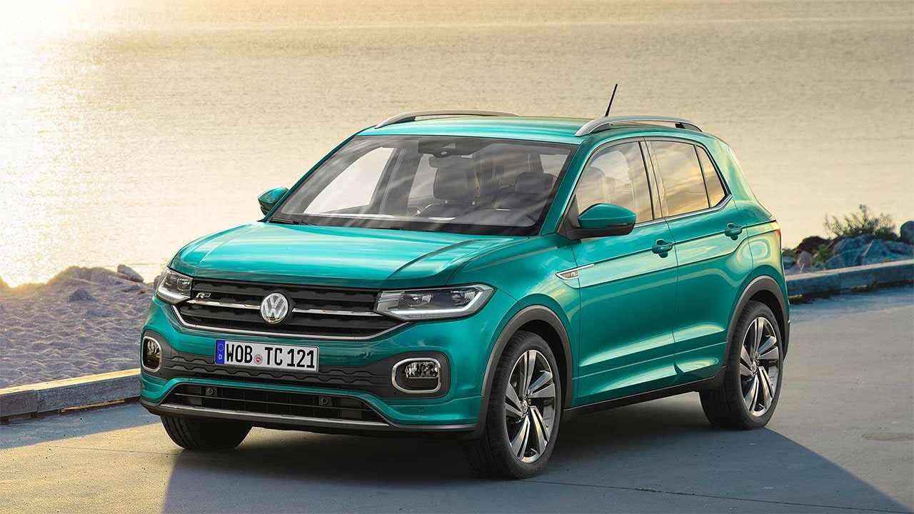 Volkswagen T-Cross 2019 – маленький паркетник Фольксваген Т-Кросс