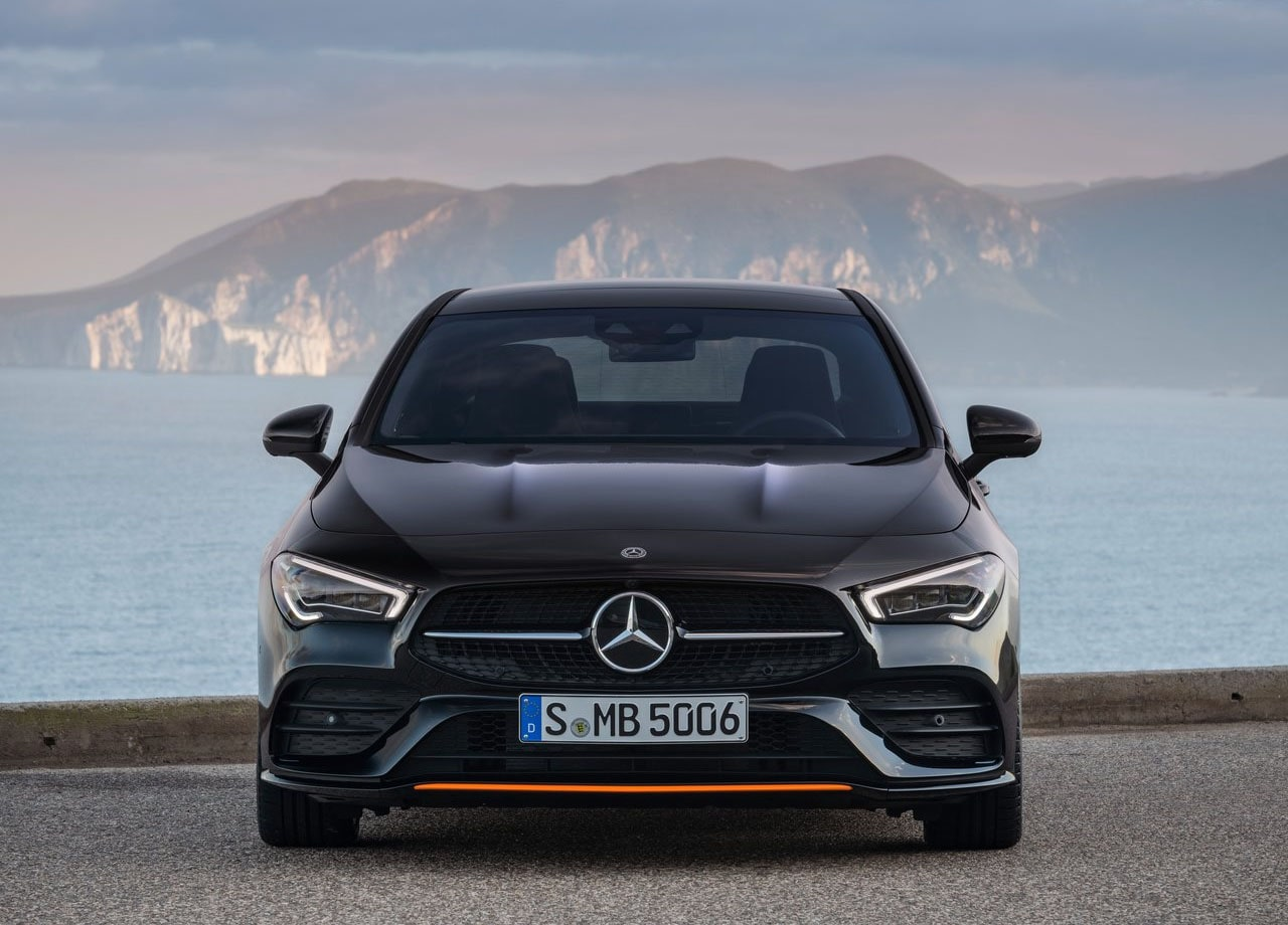 Mercedes-Benz CLA 2019 – Мерседес CLA 2 поколения