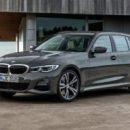 Новый универсал BMW 3-Series Touring G21 2019