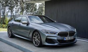 BMW 8-Series Gran Coupe 2019 – большое баварское купе