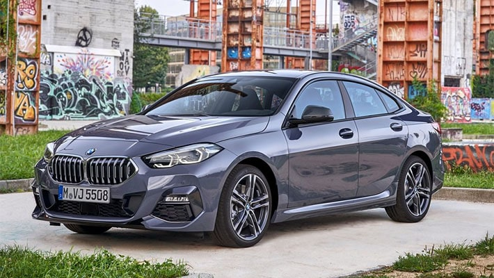 Новый спорт-седан BMW 2-Series Gran Coupe