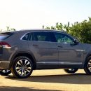 Кросс-купе Volkswagen Atlas Cross Sport 2020