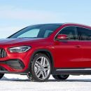 Mercedes-Benz GLA 2020: мини Мерседес ГЛЕ