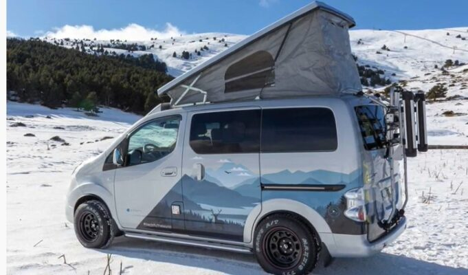 Nissan Winter Camper e-NV200
